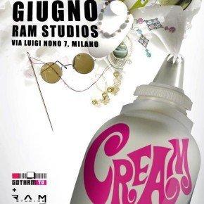 CREAM CREATIVE MARKET – un week end di creatività e autoproduzione milanese