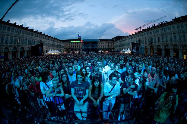 33491 TORINO TRAFFIC FESTIVAL 2012   La musica mutante