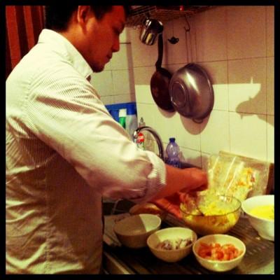 5 400x400 OKONOMYAKI   in cucina con Yoji