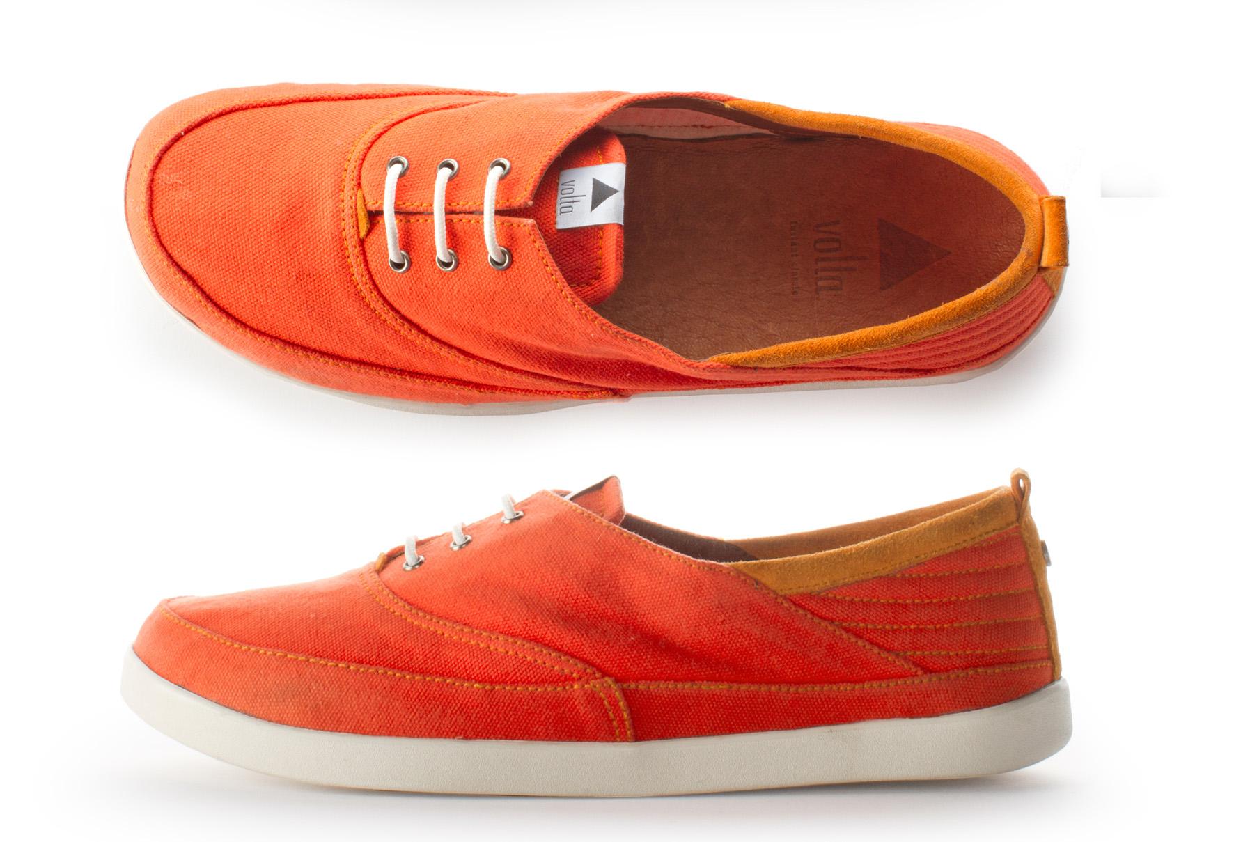 VOLTA footwear still plimsoll UN VIAGGIO LUNGO UNA STRADA   Volta Footwear