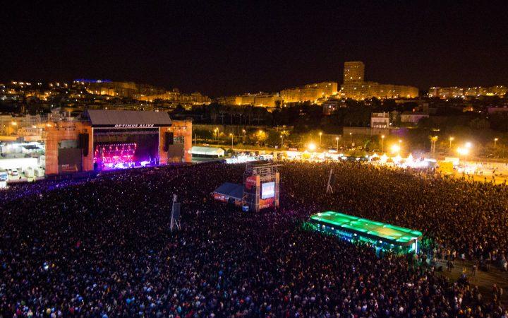 OPTIMUS ALIVE '12 - diario di un grande festival musicale 7