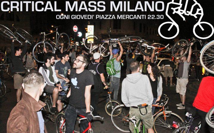 CRITICAL MASS - in bici, skate e pattini per riprendersi la città 1