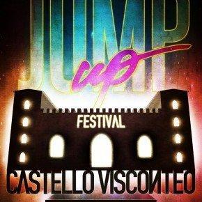 JUMP UP FESTIVAL – a Pavia il 7 luglio