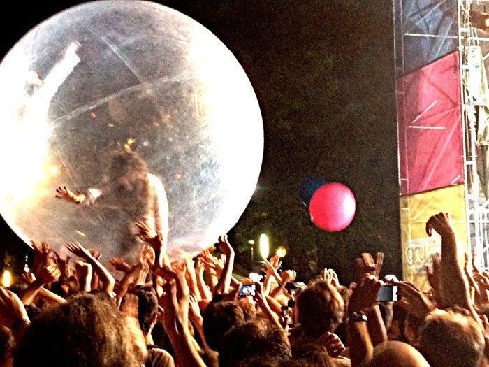 Flaming Lips 11 FLAMING LIPS & VERDENA   recensione sporca del concerto di Torino
