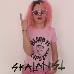 SKATANIST – roller derby, skate and t-shirts