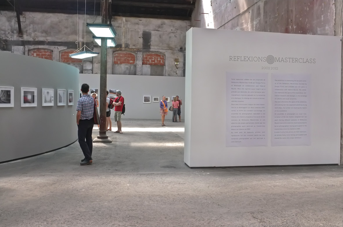 atelier REFLEXIONS MASTERCLASS   immaginari collettivi
