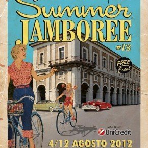 SUMMER JAMBOREE – da domani rockabilly e boogie woogie a Senigallia