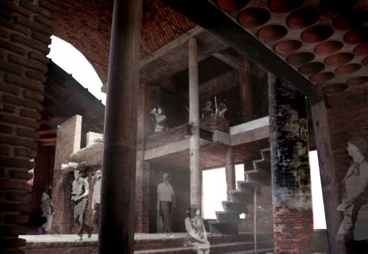 Anupama Kundoo commonground BIENNALE VENEZIA 2012   Architettura condivisa