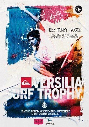 Quiksilver Versilia Surf Trophy 2012 poster Small1 QUIKSILVER VERSILIA SURF TROPHY   waiting period dall 8 settembre al 1 novembre