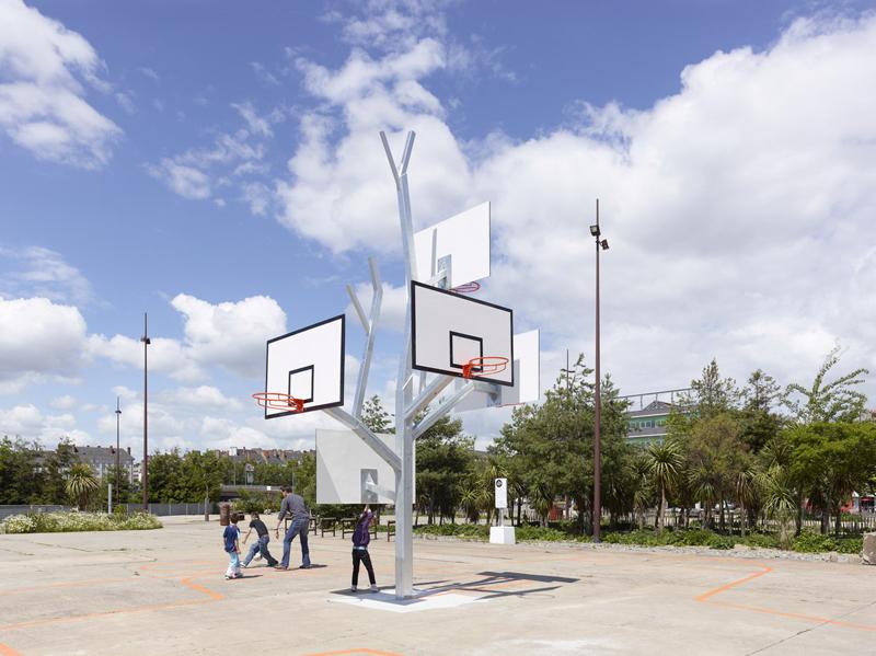 basket tree by alta architects BIENNALE VENEZIA 2012   Architettura condivisa