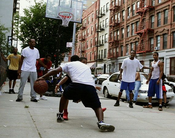 DOIN' IT IN THE PARK - a documentary on the pick up basketball scene in NYC 3