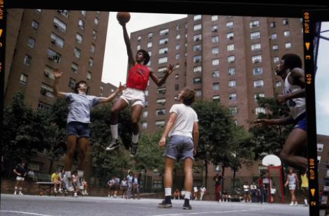 inthepark1 DOIN' IT IN THE PARK   a documentary on the pick up basketball scene in NYC