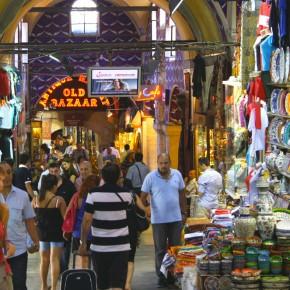 mercato 290x290 ISTANBUL   alla scoperta della città tra Oriente e Occidente