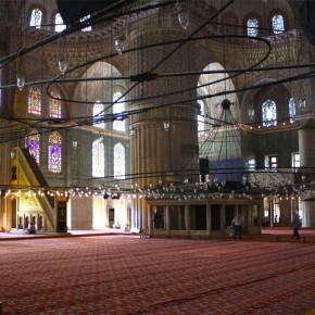moschea 290x290 ISTANBUL   alla scoperta della città tra Oriente e Occidente
