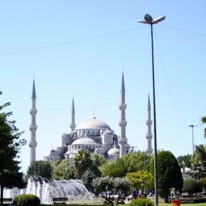 moschea parco 290x290 ISTANBUL   alla scoperta della città tra Oriente e Occidente