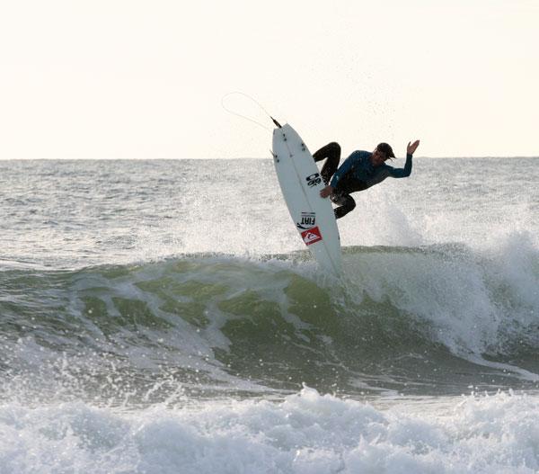 roberto damico QUIKSILVER VERSILIA SURF TROPHY   waiting period dall 8 settembre al 1 novembre