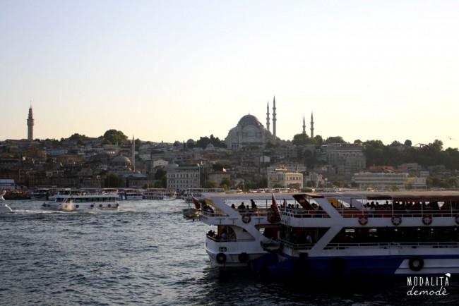 veduta e1344707177429 ISTANBUL   alla scoperta della città tra Oriente e Occidente