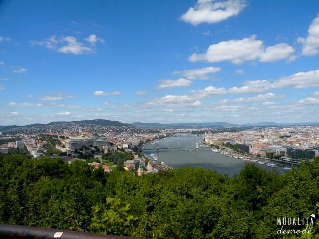 veduta panoramica e1344709307916 BUDAPEST   Danubio e Musica