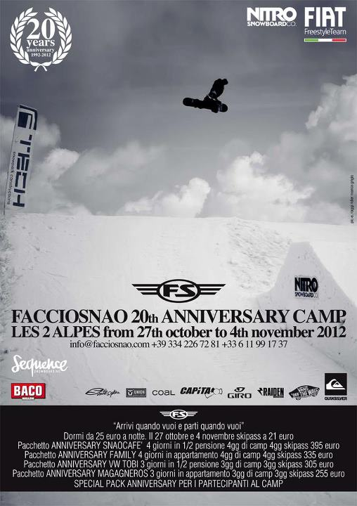 10514 10151146551264311 1141145301 n FACCIOSNAO –  20 anni di snowcamp & surf house made in Italy