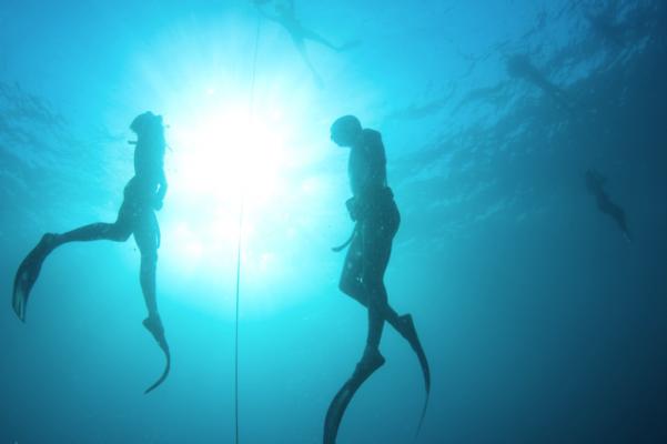 Apneista 6 601x400 APNEISTA   Yoga e Free Diving a Bali