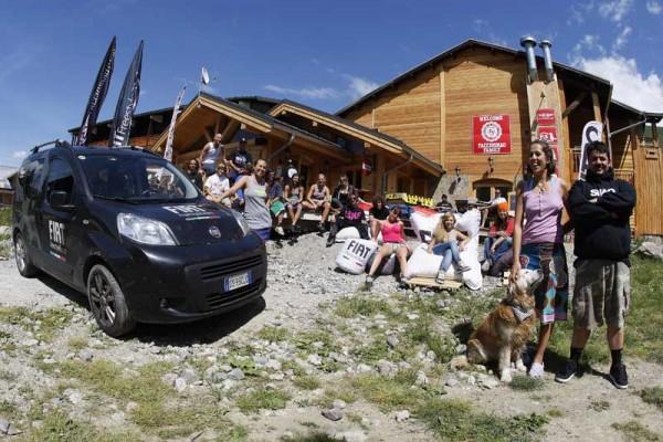 Family Murio 600x400 FACCIOSNAO –  20 anni di snowcamp & surf house made in Italy
