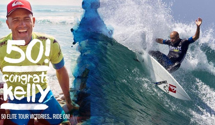 KELLY SLATER - 50 volte il primo surfer! Vince anche l'Hurley Pro 2012 1