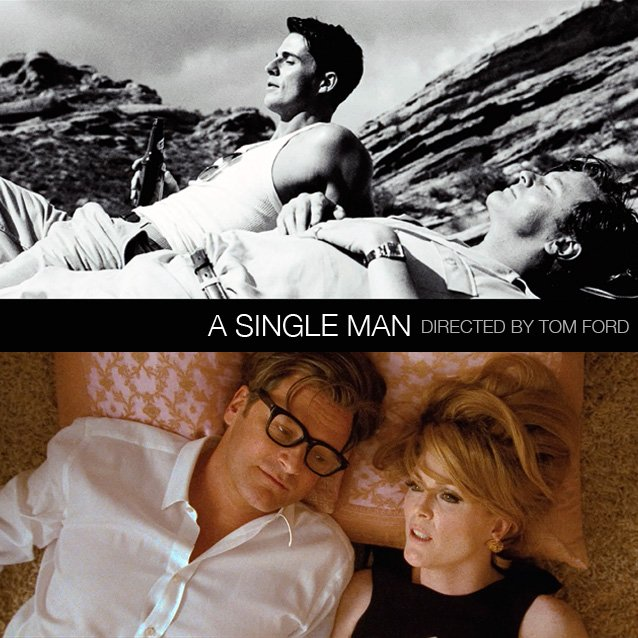 a single man A SINGLE MAN   il debutto di Tom Ford