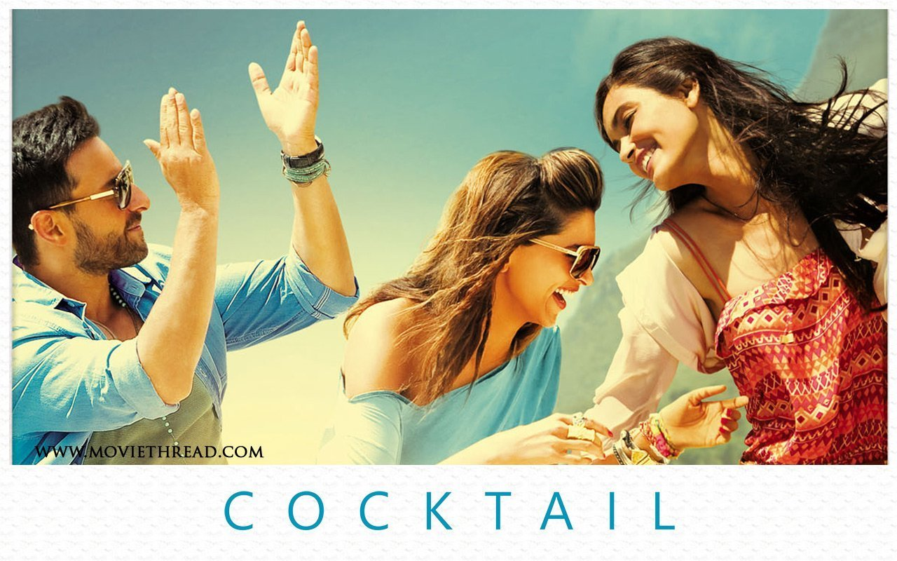 cocktail 2012 movie wallpaper01 COCKTAIL   Cheers Bollywood!