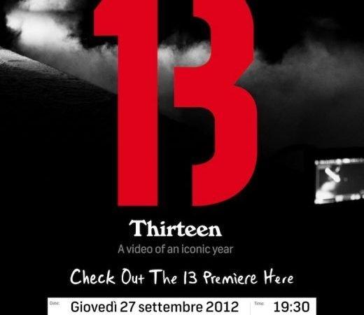 BURTON'S 13 - giovedì la premiere del nuovo snowboard movie 1