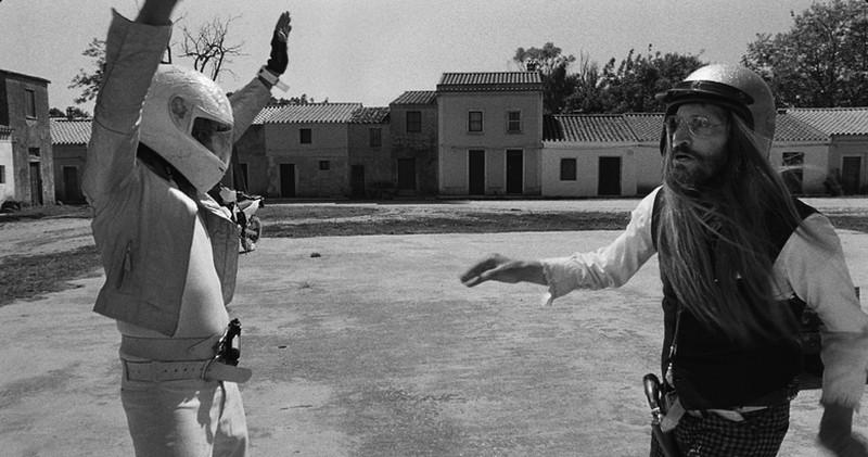 la leggenda di kaspar hauser vincent gallo in una scena del film 236685