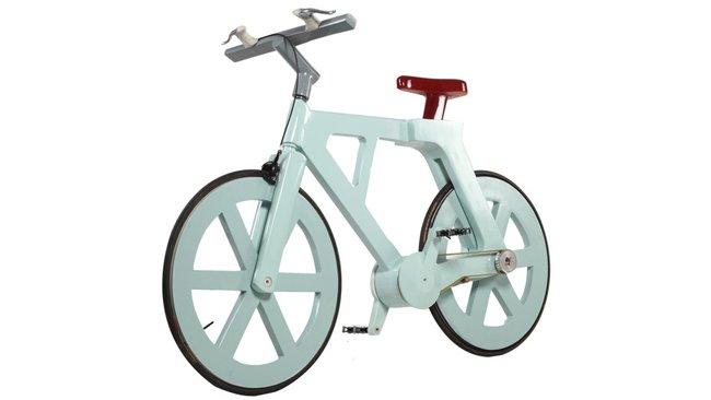 441973 alfa bike ALFA BIKE   con 9 dollari la ecobici in cartone