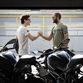 DUCATI MONSTER DIESEL – nuova collezione on the road
