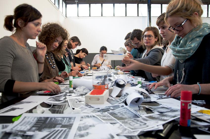 Lab Claude Marzotto+Maia Sambonet MICRO FESTIVAL   Storie di editori indipendenti