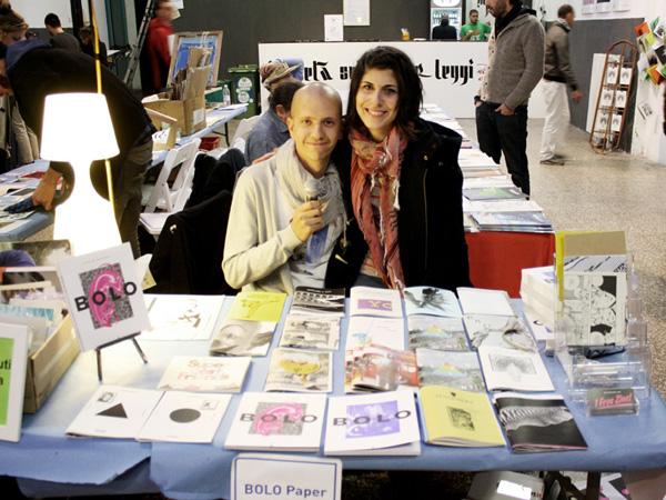 Marco Nicotra+Giuliana Tammaro MICRO FESTIVAL   Storie di editori indipendenti