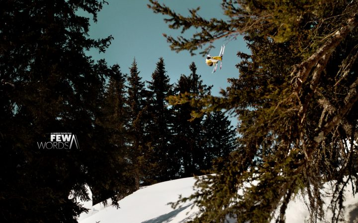FEW WORDS - Candide Thovex porta lo sci al cinema 2
