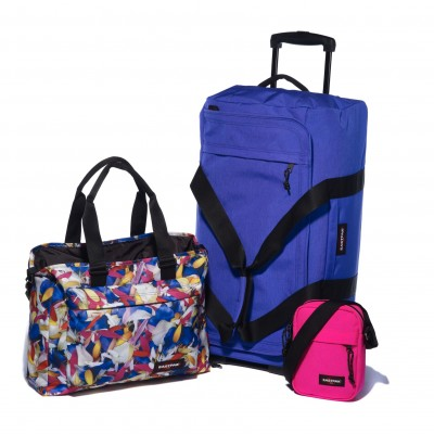 SS13 GS Authentic Little Prairie 02 400x400 EASTPAK TRAVEL COLLECTION SS13   personalizza al massimo il tuo viaggio!