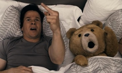Ted The Movie TED   lesordio cinematografico del padre dei Griffin