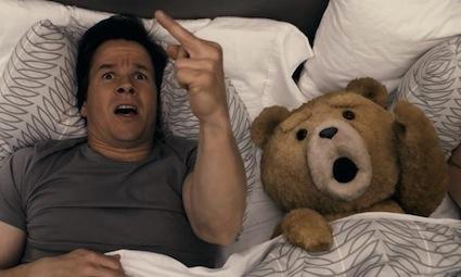 Ted The Movie TED   lesordio cinematografico del padre dei Griffin