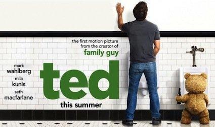 Ted the Movie 1 TED   lesordio cinematografico del padre dei Griffin