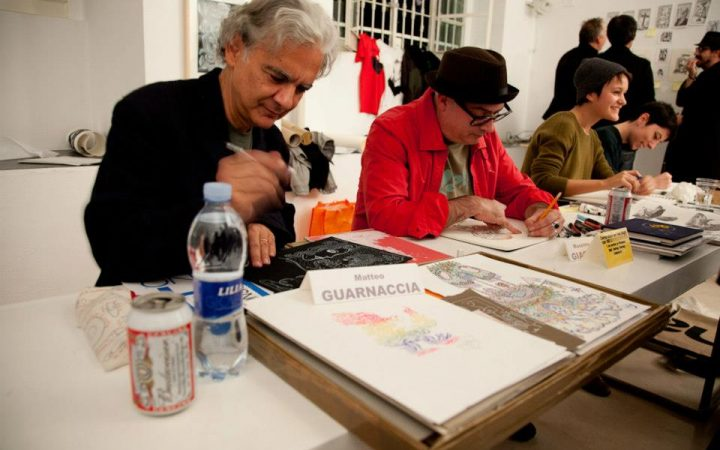 RODEO DRAWING NIGHT - lo spazio di un foglio 10