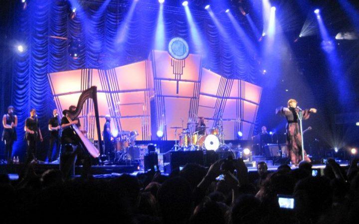 FLORENCE + THE MACHINE LIVE! - Il concerto che non dovevate perdere. 2