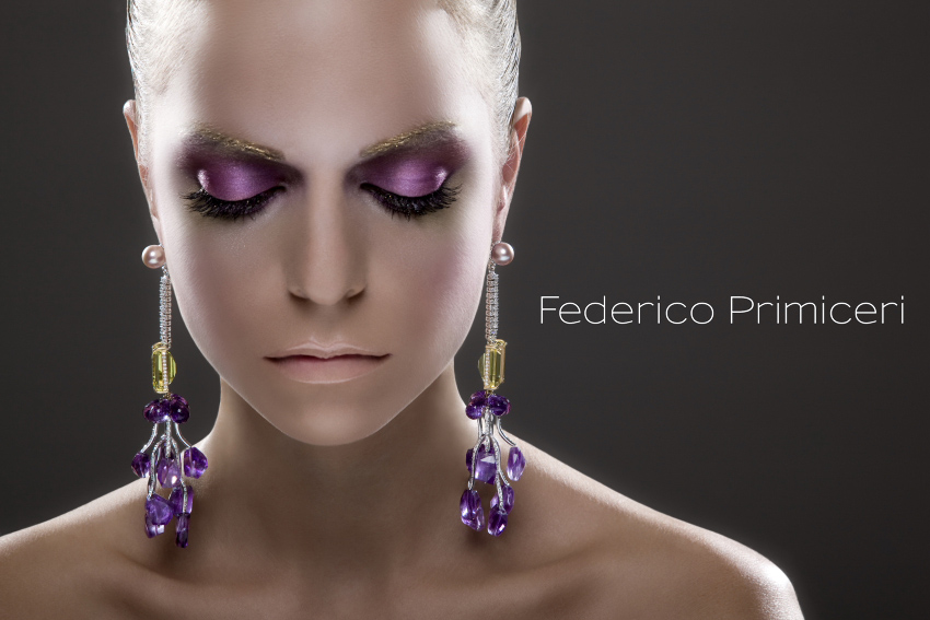 Federico Primiceri Orecchini Alchima Collection  FEDERICO PRIMICERI   high jewellery