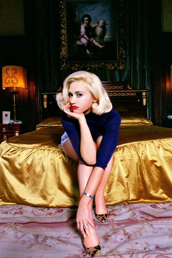Gwen Stefani Pizzicannella JUST A SHOT AWAY   la prima mostra di Alessio Pizzicannella