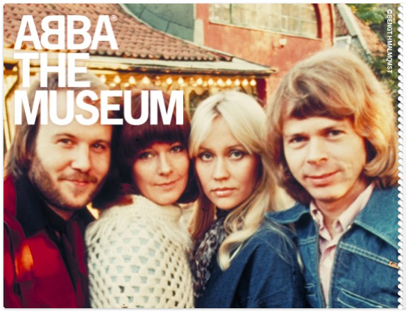 ABBA - Museum to open in Stockholm 6
