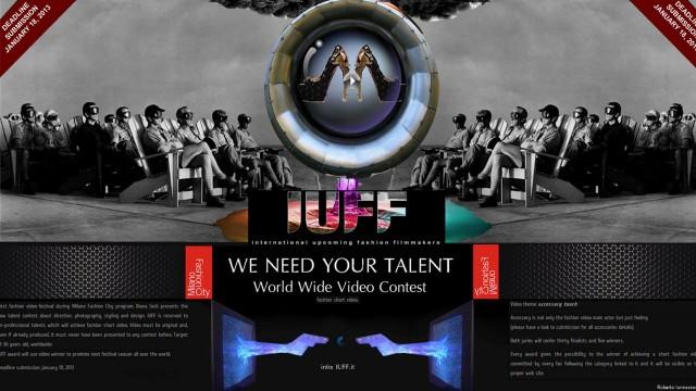cover iuff 640x360 IUFF   il primo festival per fashion filmmakers