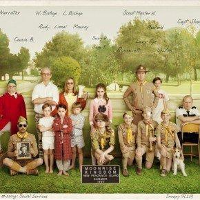 MOONRISE KINGDOM – voglio vivere in un film di Wes Anderson