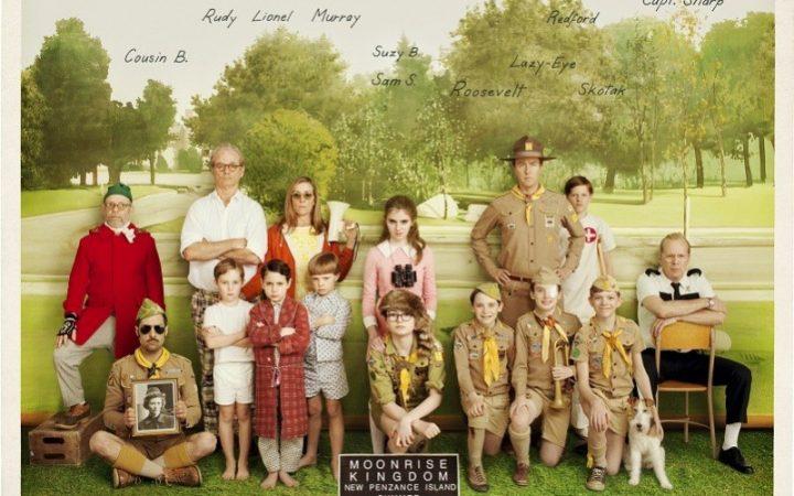 MOONRISE KINGDOM - voglio vivere in un film di Wes Anderson 3