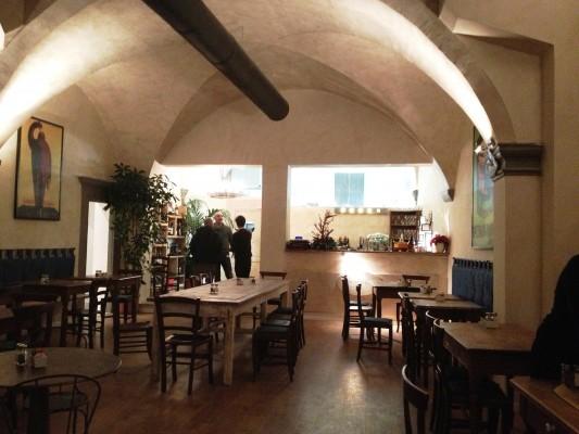 IMG 0610 533x400 COQUINARIUS   vino e crostoni, come si sta bene a Firenze
