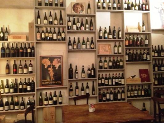 IMG 0611 533x400 COQUINARIUS   vino e crostoni, come si sta bene a Firenze