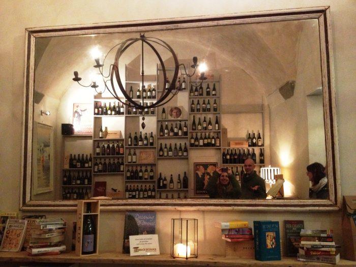 COQUINARIUS - vino e crostoni, come si sta bene a Firenze 1